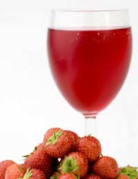 Strawberry Wine Polmassick